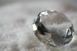 Fototapete Kristalle - Winter - Andere
