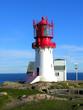 Leuchtturm Lindesnes Norwegen