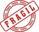 fragil poster