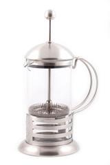 Press for coffee, coffee maker