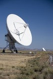 Very Large Array Radio telescope in New Mexico poster