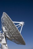 Very large array dish looking skyward poster