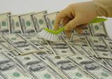Money Laundering Scheme, Washing US Dollars. poster