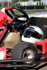 Go Kart Closeup