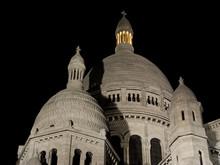 Szczegóły Najświętszego Serca Montmartre