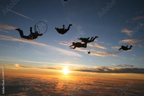 Fototapete Luftsport - Flugzeuge - Flugschau - Poster - Aufkleber