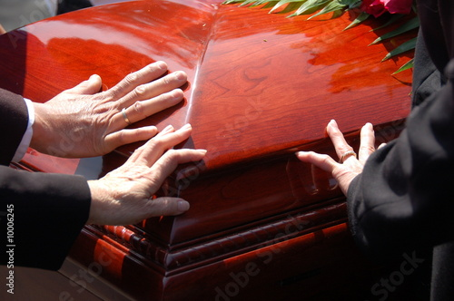 Farewell Closed Casket - 10006245