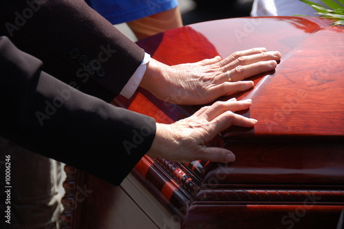 Husband and Wife Funeral Farewell - 10006246