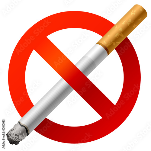 "Vector ""No smoking"""