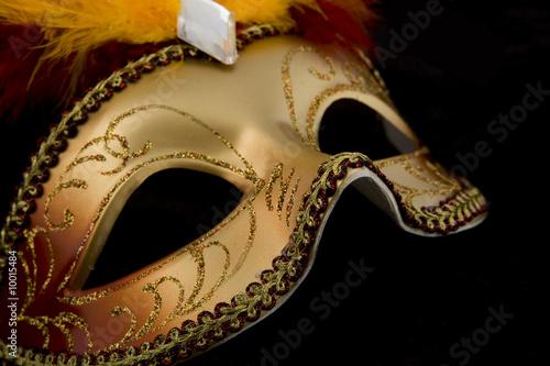 Maske venezianisch, Karneval