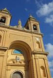 catholic church in malta poster