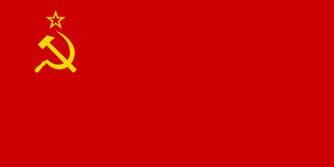 Bandiera sovietica