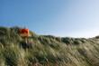 a lifebuoy on the coast of kerry Ireland