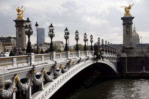 Pont Alexandre III Paris © fovivafoto