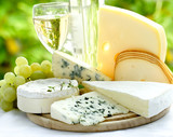 cheese and wine - Fine Art prints