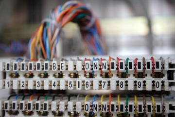 connettori colorati