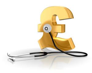 Santé financière de la livre