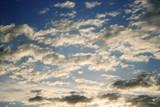 beautiful celestial shining landscape poster