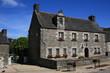 Maison bretonne à Saint-Thégonnec (Finistère)