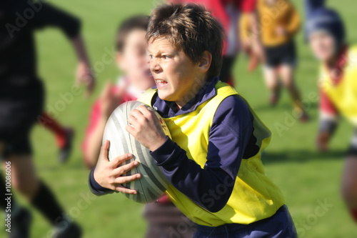 Photo wallpaper ballooning mural poster stickers canvas for Interieur sport rugby