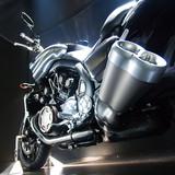 Fototapeta rower - czarny - Motorower / Skuter