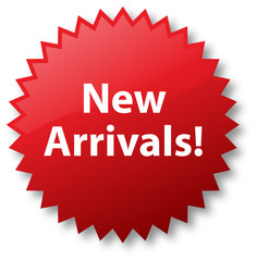 New Arrivals Sale Sticker