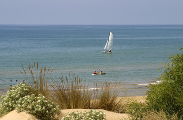 mare in sicilia, sampieri