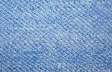 original texture of a handmade woven runner poster