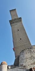 lighthouse urban climber