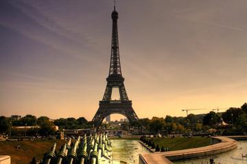 Eiffeltower in Paris