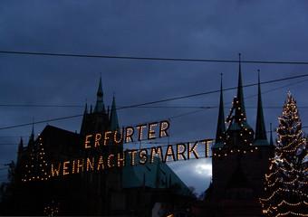 Erfurt Weihnachtsmarkt Erfurt christmas market 12