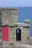 Fortification de la ville de Saint Malo poster