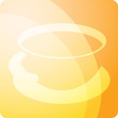 Mug of coffee or other beverage illustration