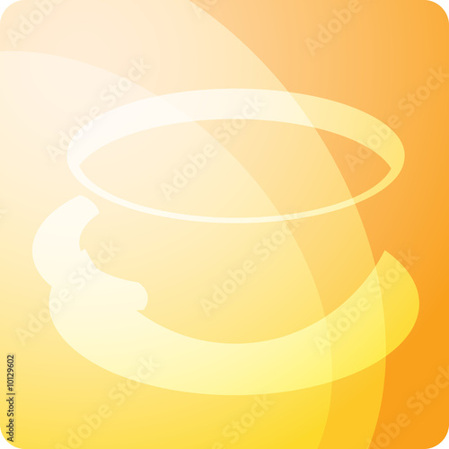 Mug of coffee or other beverage illustration
