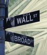 Money at Wall Street