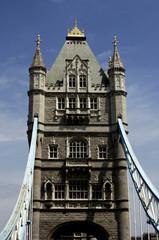 Angleterre, Londres, tower bridge