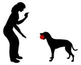 Hundetraining (Obedience), Befehl Tauschen! poster