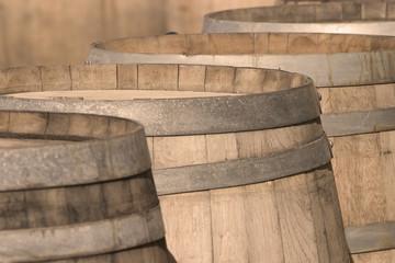 Classic Wine Barrels