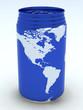 Canned globe3 (America)