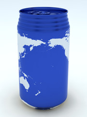 Canned globe1 (Pacific Ocean)