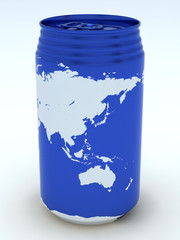 Canned globe8 (Far East,Oceania)
