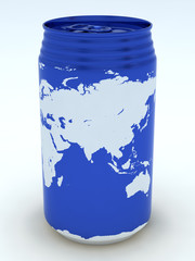 Canned globe7 (Central Asia)