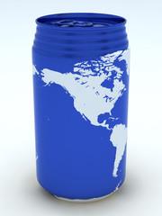 Canned globe2 (America)