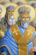 Quadro Fresco. Saint Michael's Golden-Domed Cathedral in Kiev, Ukraine
