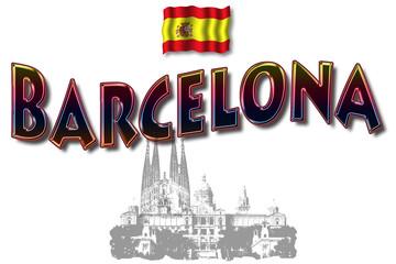 städtesignet: barcelona