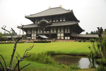 Daibutsu Tempel in Nara