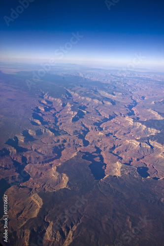 Grand Canyon and the curvature of the earth | Buy Photos | AP Images