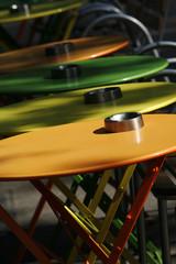 Table cafe Paris