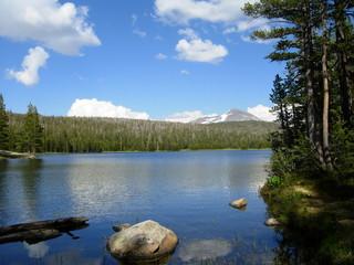 Lake in Yosmite