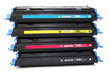 Four cartridges for laser printers - 10192801